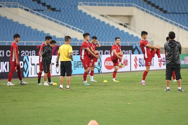 HLV Park Hang Seo nhận tin cực vui từ Hùng Dũng - 7