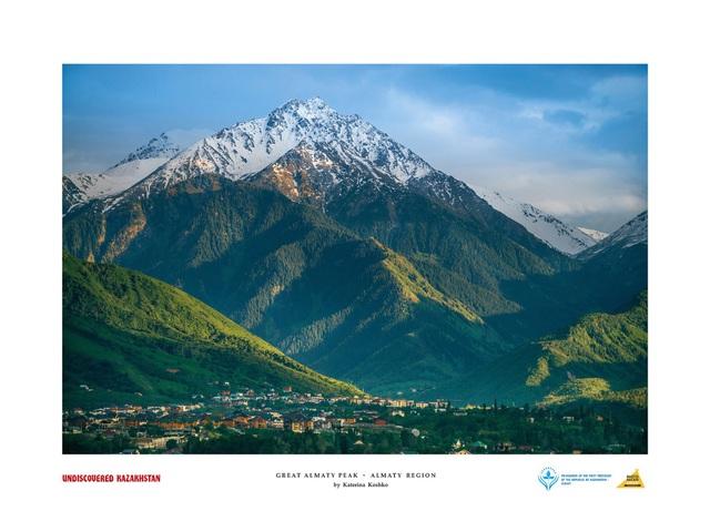 """Thiên nhiên đẹp mê hoặc trong triển lãm """"Một Kazakhstan chưa từng được khám phá"""" - 3"""