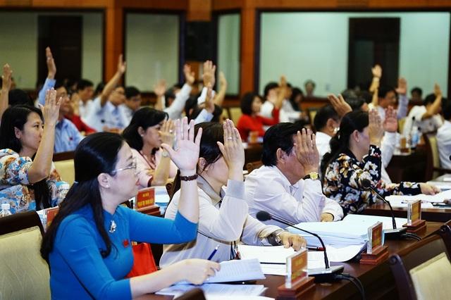 Chủ tịch HĐND TP tin tưởng vào đại biểu ở mỗi lá phiếu