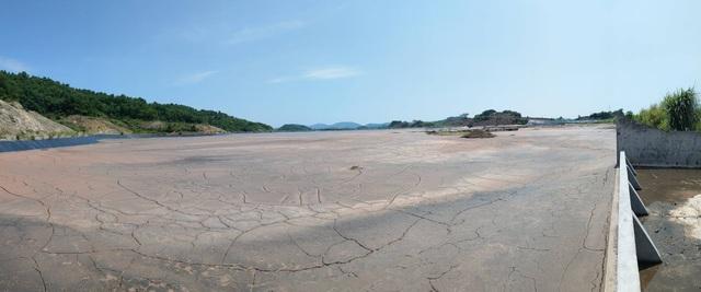 Bãi chứa xỉ thải của Nhà máy Nhiệt điện Mông Dương 1 đã quá tải