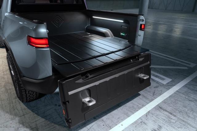 Rivian R1T - Ý tưởng xe bán tải chạy điện tính năng vận hành cao - 10