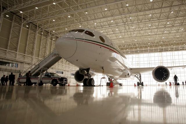 Nó chạy bởi 2 động cơ GEnx-1B của hãng chế tạo General Electric (Mỹ) và có tầm bay 13.679 km.