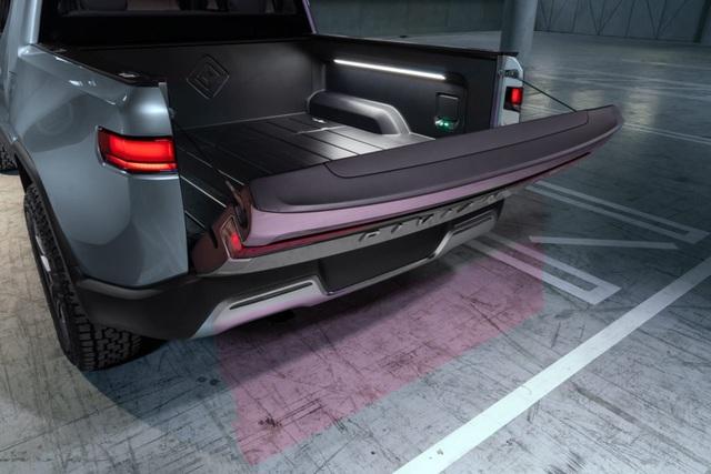 Rivian R1T - Ý tưởng xe bán tải chạy điện tính năng vận hành cao - 12