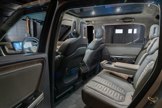 Rivian R1T - Ý tưởng xe bán tải chạy điện tính năng vận hành cao - 7