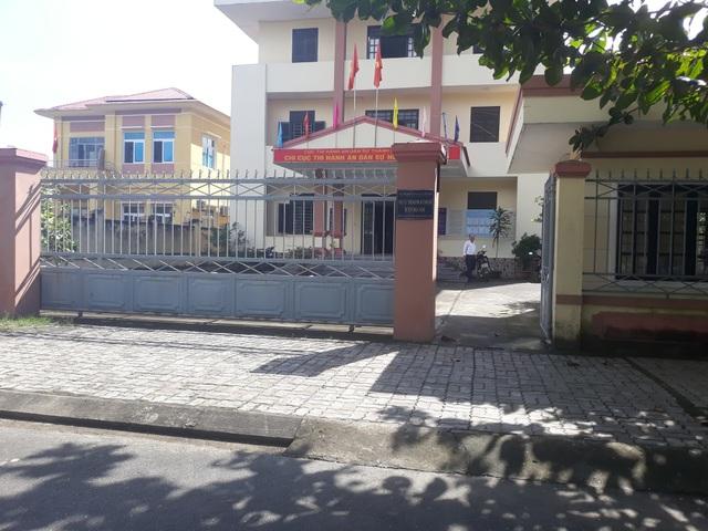 Chi cục thi hành án dân sự huyện Hòa Vang là đơn vị kê biên, bán đấu giá lô đất 208 B1.9 (Khu tái định cư Hòa Liên 3)