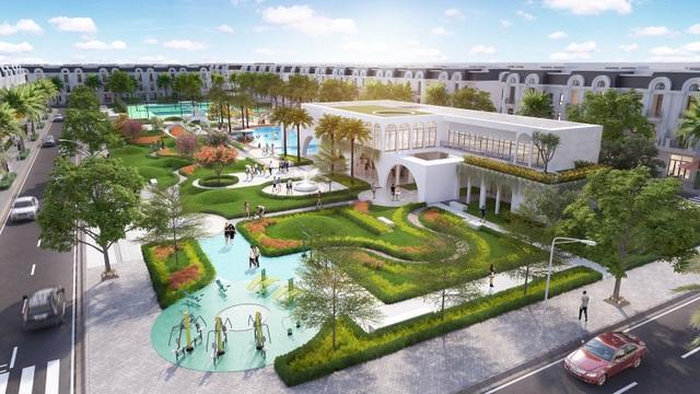 Crown Villas có thể sánh vai với các sản phẩm cao cấp tại những thành phố lớn như Hà Nội, TP Hồ Chí Minh, Đà Nẵng