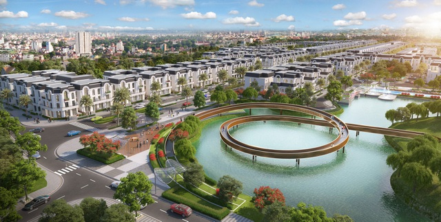 Khu đô thị Crown Villas là dự án đầu tiên và duy nhất cung cấp các sản phẩm nhà ở đạt tiêu chuẩn sống 5 sao tại Thái Nguyên.