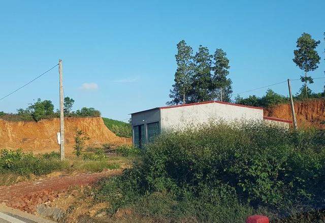 Nghệ An: Xẻ đất lâm nghiệp cạnh đường mòn, xây dựng nhà ở trái phép - 8