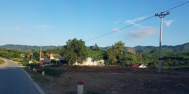 Nghệ An: Xẻ đất lâm nghiệp cạnh đường mòn, xây dựng nhà ở trái phép - 9