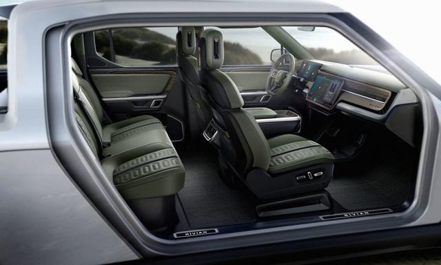 Rivian R1T - Ý tưởng xe bán tải chạy điện tính năng vận hành cao - 6