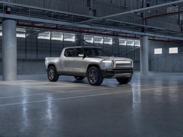 Rivian R1T - Ý tưởng xe bán tải chạy điện tính năng vận hành cao - 14