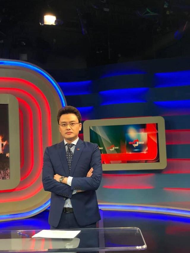 """""""Cô gái thời tiết"""" Mai Ngọc bất ngờ dẫn chương trình của ban Thời sự VTV - 3"""
