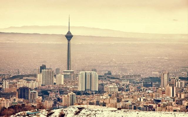 Tehran đang phải trả giá đắt do nguồn nước ngầm bị cạn kiệt.