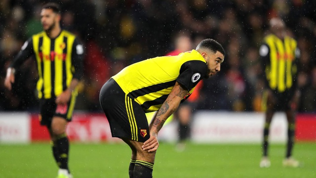 Tuy nhiên, thời gian còn lại không đủ, Watford đã phải chịu thất bại trên sân nhà