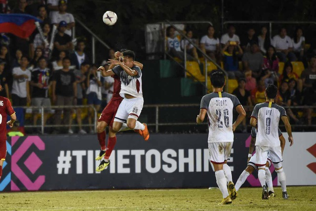 Đội tuyển Việt Nam sẽ gặp bất lợi nếu Philippines thắng 2-1 sau 90 phút chính thức tại Mỹ Đình