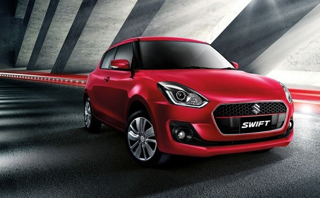 Suzuki Swift mẫu mới