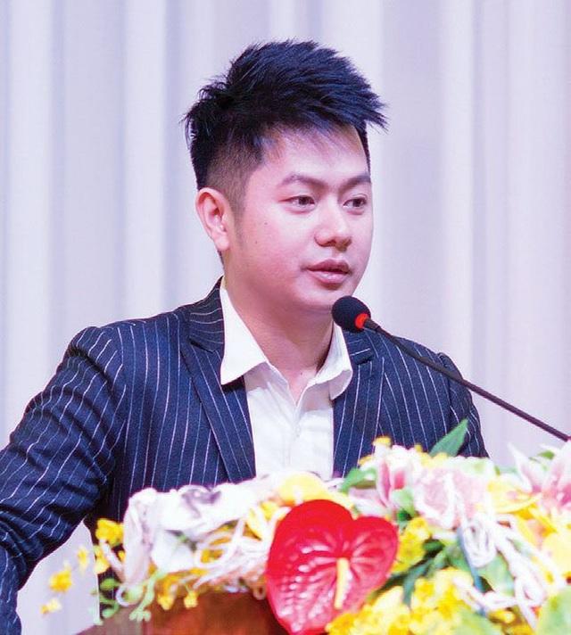 Ông Trịnh Nguyên Tuấn Anh – Founder Công ty Cổ Phần King Broker – Trưởng BTC