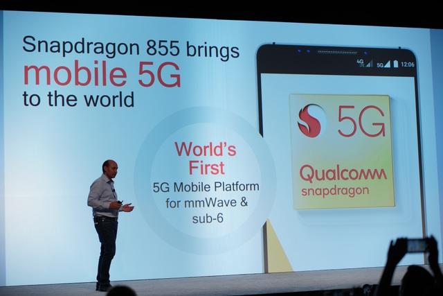 Nền tảng Snapdragon 855 mở ra kỷ nguyên mới của 5G và AI như thế nào? - 1