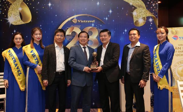 "Vietravel lần thứ hai nhận danh hiệu ""World's leading group tour operator"" - 2"