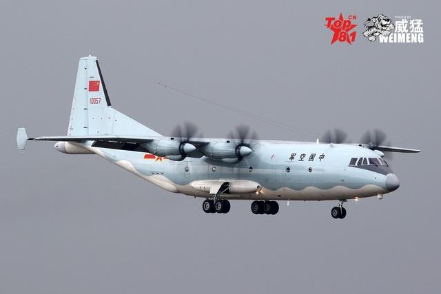 Một máy bay Shaanxi Y-9 của Trung Quốc (Ảnh: Defence Blog)