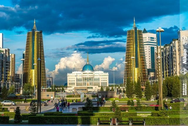 (Ảnh: Undiscovered Kazakhstan)
