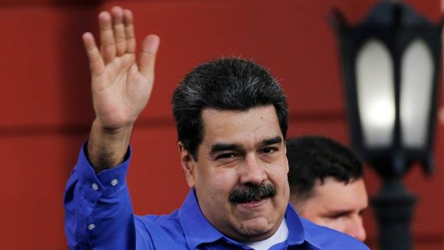 Cảnh giác ông Maduro tham nhũng và tiêu tốn bất hợp lý số vàng của quốc gia gửi tại Ngân hàng Anh, phe đối lập đã gửi thư yêu cầu thống đốc ngân hàng này không chuyển vàng về Venezuela. (Nguồn: Ariana Cubillos AP)