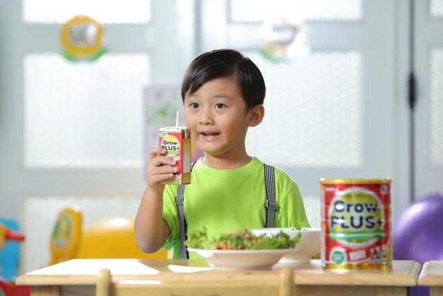 Grow Plus+ được chứng nhận đứng đầu ngành sữa đặc trị - 1