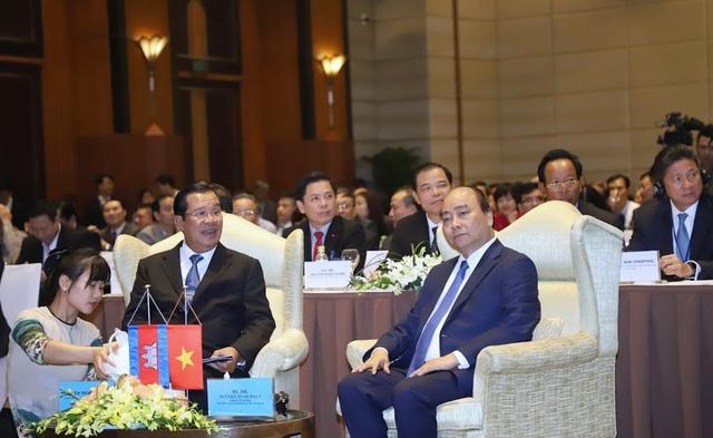 Thủ tướng Việt Nam và Thủ tướng Campuchia