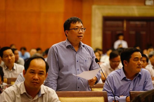 Giám đốc Sở Quy hoạch - Kiến trúc TPHCM Nguyễn Thanh Nhã cho biết, đất dành cho giáo dục của thành phố hạn chế nên đã có hướng cho nâng tầng cao công trình trường học.