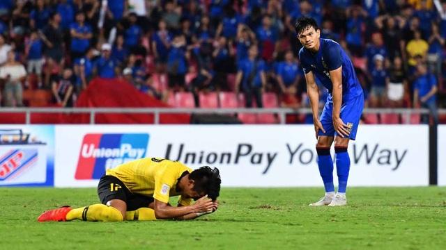 Adisak Kraisorn đã gây thất vọng quá lớn ở trận hòa Malaysia đêm qua