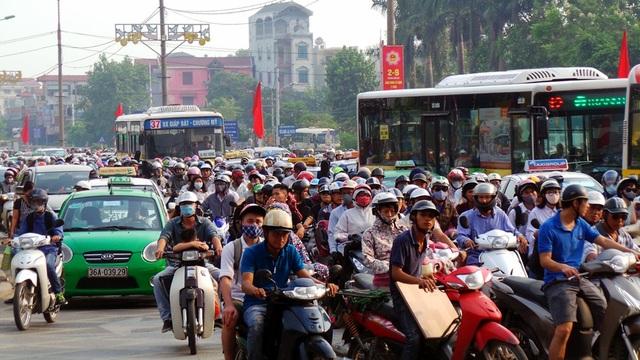 Thu nhập của người dân Việt Nam liên tục tăng (ảnh: Tiến Nguyên)