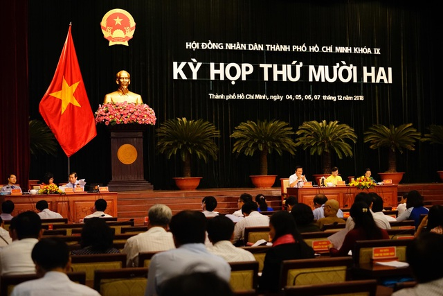 Ngày 6/12, kỳ họp thứ 12 của HĐND TP khóa IX tiếp tục với phiên chất vấn tại hội trường