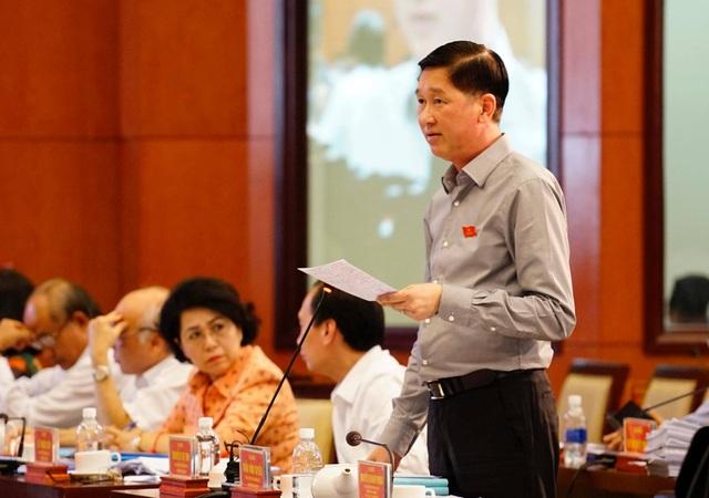 Phó Chủ tịch UBND TPHCM Trần Vĩnh Tuyến thừa nhận quy hoạch của thành phố vẫn là vấn đề yếu kém