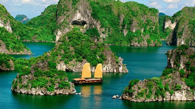 Trong những năm qua, du lịch Việt Nam đã có nhiều đóng góp vào phát triển chung của nền kinh tế. Ảnh minh họa