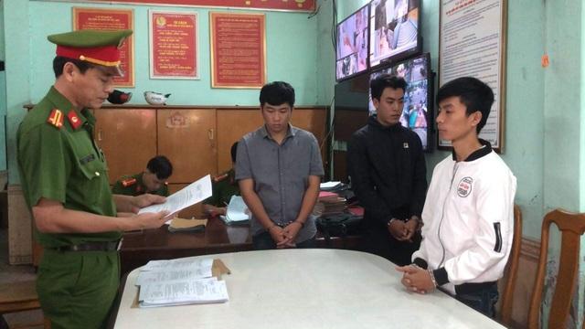 Công an TP Đà Nẵng vẫn đang điều tra mở rộng; đề nghị các bị hại của các đối tượng này nếu còn đến cơ quan công an trình báo