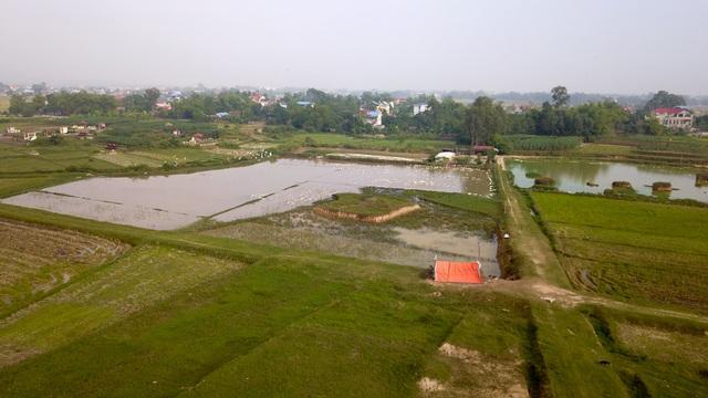 Đồng thời, dự án cũng thúc đẩy quá trình liên kết, phát triển vùng do tiếp giáp các tỉnh Thái Nguyên, Bắc Giang, Bắc Ninh, Vĩnh Phúc - là những địa phương đang phát triển nhiều khu công nghiệp.