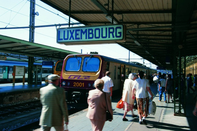 Chính phủ liên minh mới của Đại công quốc Luxembourg hứa hẹn sẽ bỏ thu phí tàu và xe buýt từ mùa hè 2019.