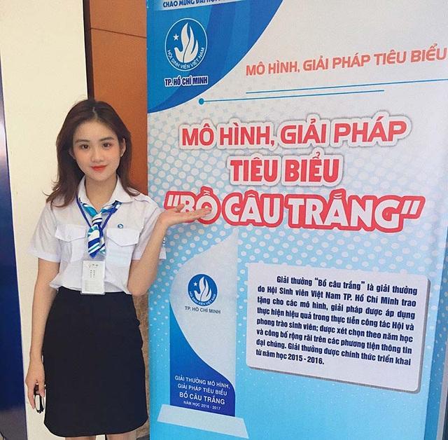 Người đẹp sinh viên kiêm võ sĩ karate là đại biểu Đại hội sinh viên toàn quốc - 8