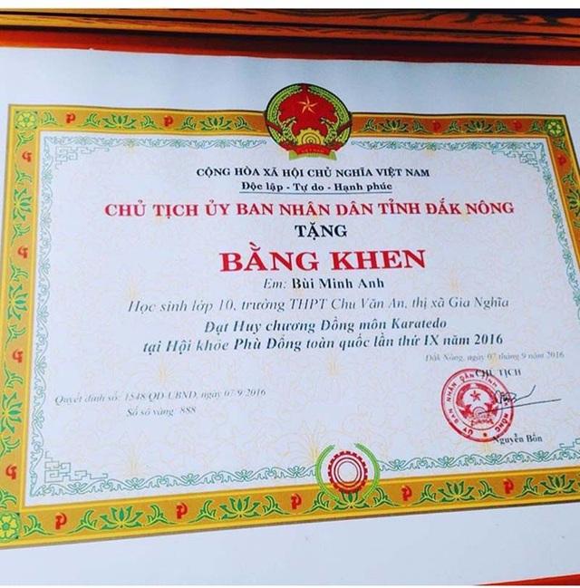 Người đẹp sinh viên kiêm võ sĩ karate là đại biểu Đại hội sinh viên toàn quốc - 6