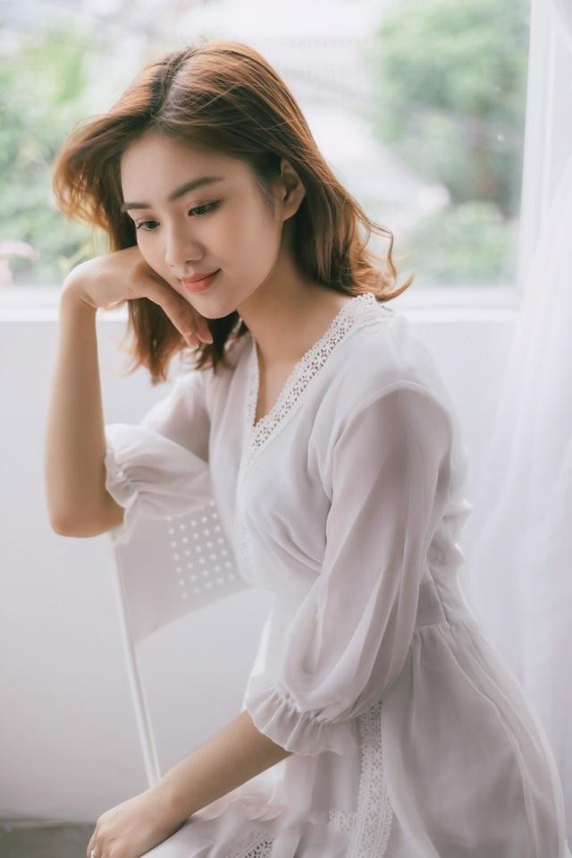 Cô là một đại biểu của Đại hội Hội Sinh viên Việt Nam lần thứ 10