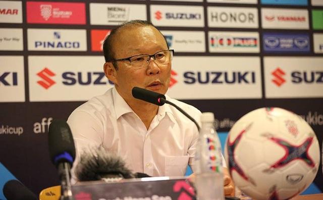 HLV Park Hang Seo đã đưa Việt Nam vào chung kết AFF Cup