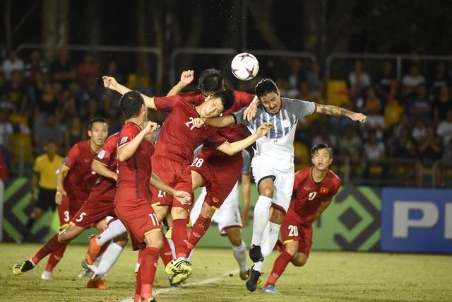 Ngôi sao Philippines tự tin đánh bại đội tuyển Việt Nam ngay tại sân Mỹ Đình - 1