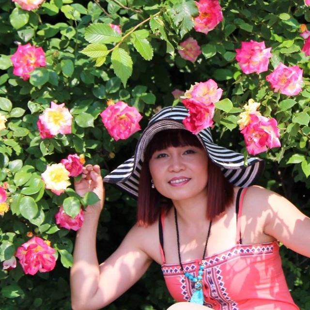 Chị Lips Phạm, người mẹ đơn thân với câu chuyện tình yêu đẹp như cổ tích.