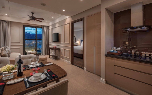 Altara Suites là thương hiệu riêng cho dòng sản phẩm nghỉ dưỡng của Alphanam