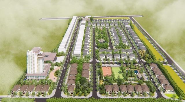 Vinaconex 3 xây dựng chuỗi tiện ích hiện đại, đẳng cấp cho dự án Phổ Yên Residence - 1