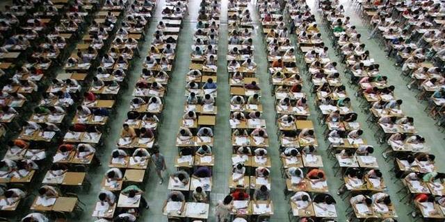 Thi đại học ở Trung Quốc được ví như tham gia vào một cuộc chiến (Ảnh minh họa: Reuters)