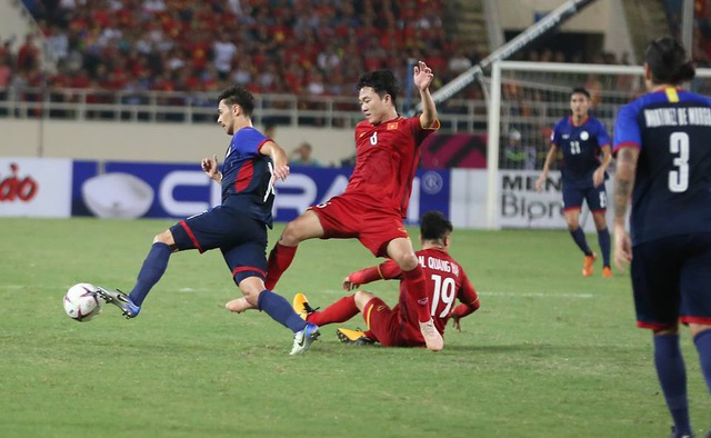 Việt Nam 2-1 Philippines: Chiến thắng ngọt ngào - 5