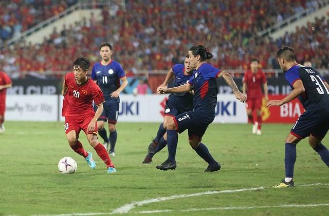 Phan Văn Đức (20) từng chọc thủng lưới U23 Iraq tại giải U23 châu Á cách nay đúng 1 năm (ảnh: Huyền Trang)