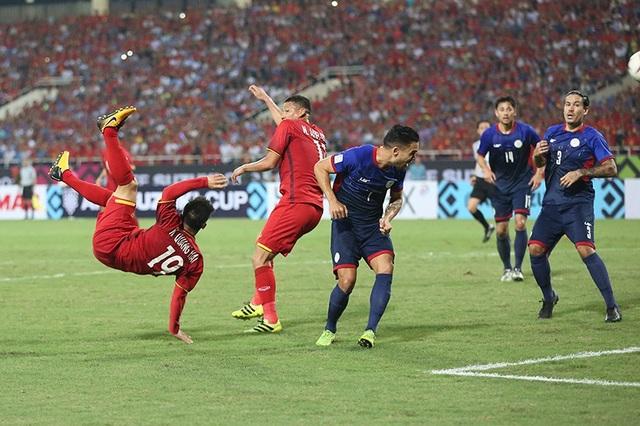 """Bị cầu thủ Philippines """"chém đinh chặt sắt"""", Quang Hải nói gì? - 5"""