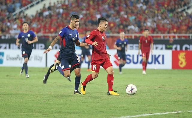 """Bị cầu thủ Philippines """"chém đinh chặt sắt"""", Quang Hải nói gì? - 3"""
